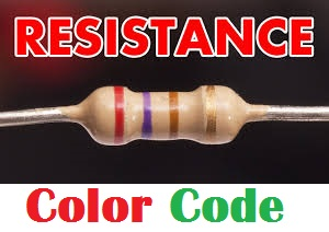 Resistance Color Code easy way to find