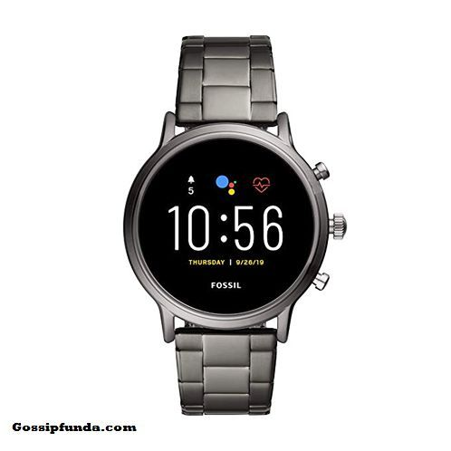 Fossil Gen 5 Carlyle Touchscreen Smartwatch:using Wear OS operating system
