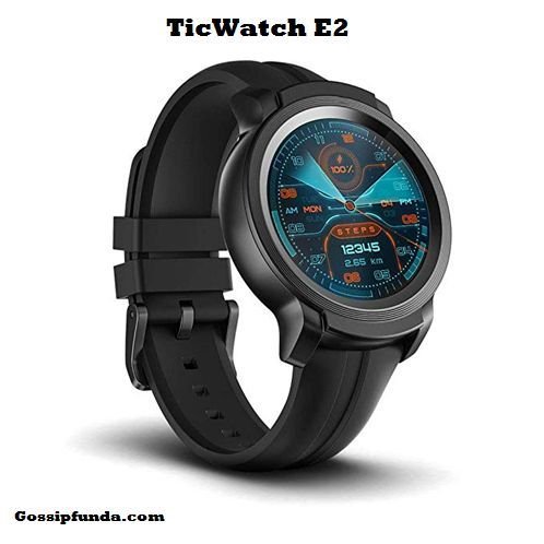 TicWatch E2  with Android operating system