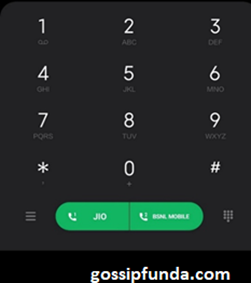how to set up voicemail using dialer