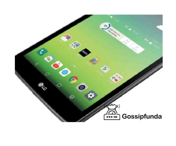 LG Tablet: Smart