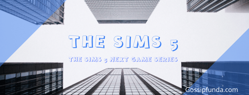 featured Cover image of Sims 5 game series