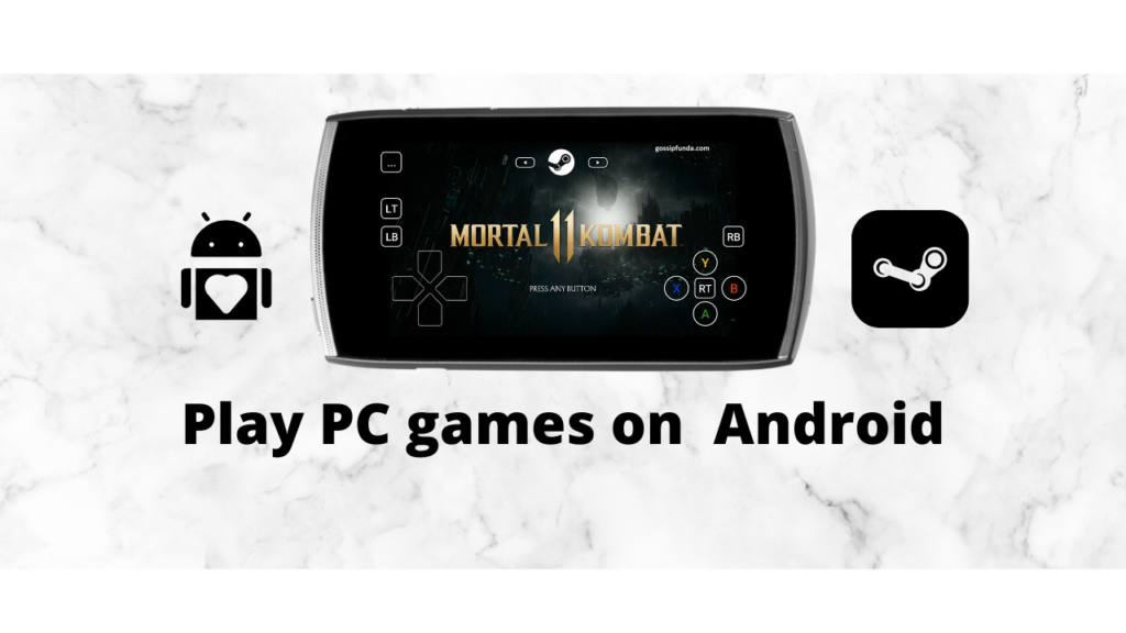 How to play PC games on Android?