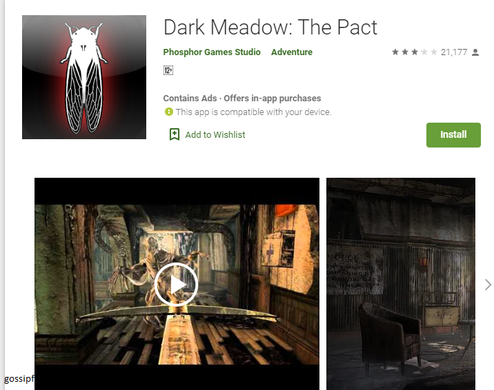 DARK MEADOW: THE PACT