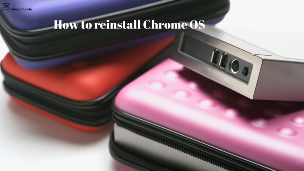 Chrome OS is missing or damaged: How To Reinstall It