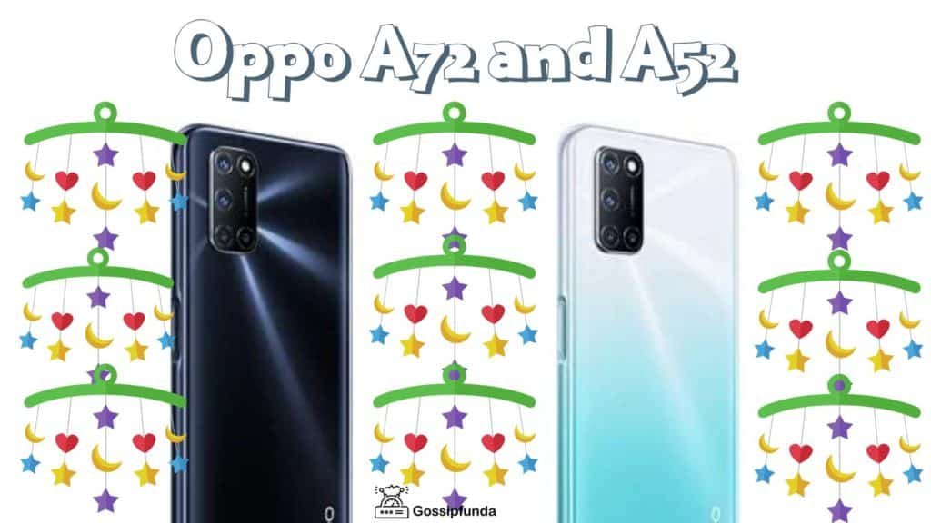 Oppo A72 and A52