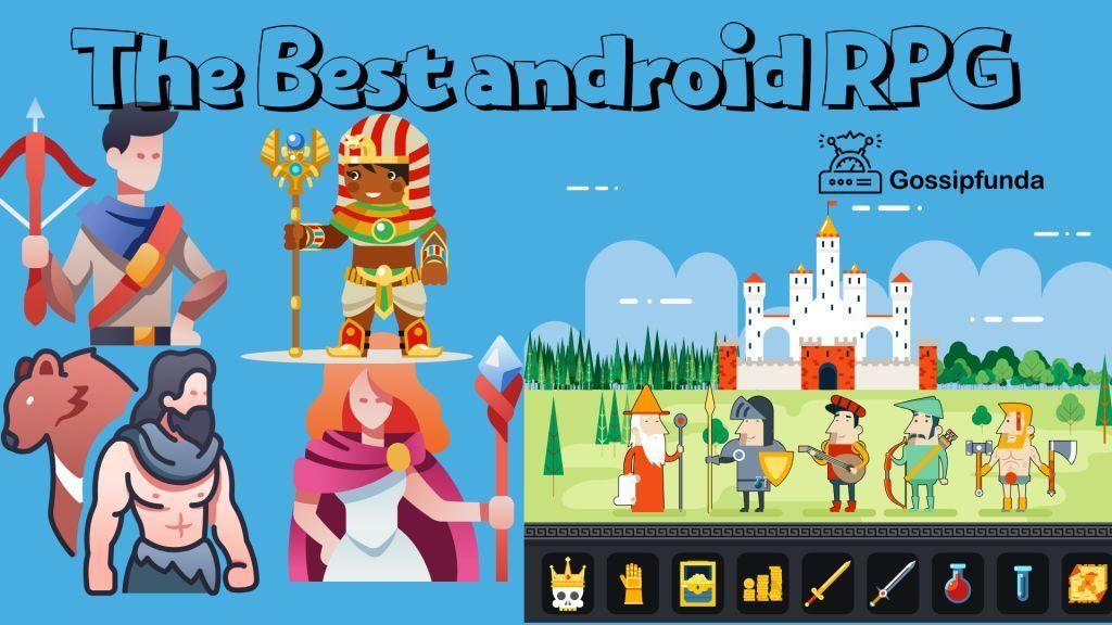 The Best android RPG