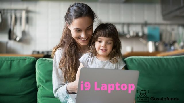 i9 Laptop: The fastest one