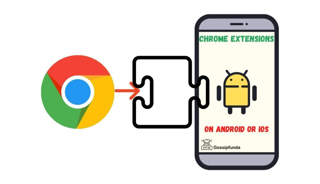 How to add chrome extensions on android