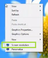 What is my screen resolution Windows?