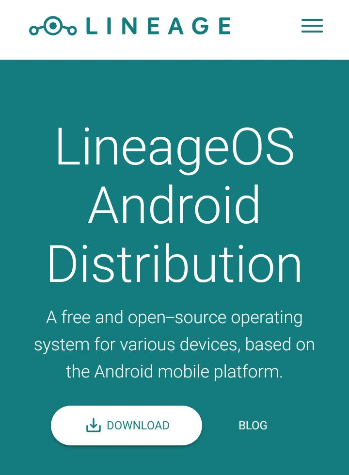 LineageOS Android OS for PC