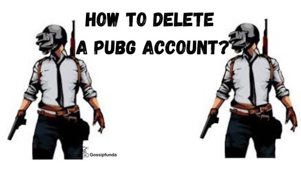 How to delete a PUBG account?