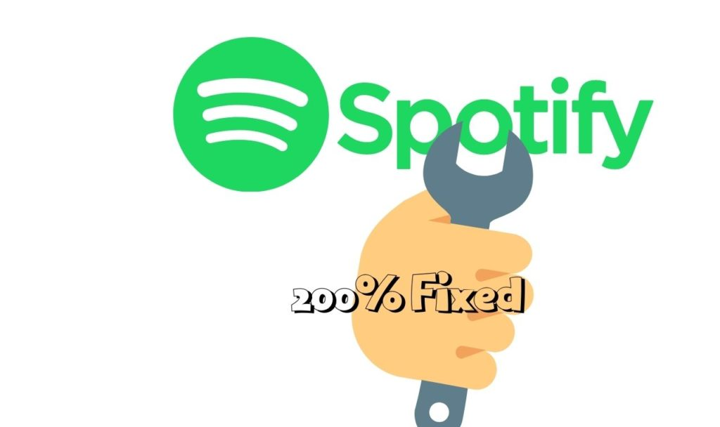 Spotify is not working