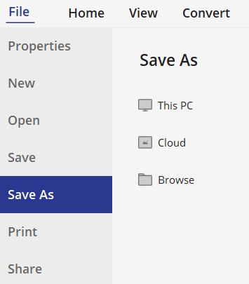 How to Convert a PDF to Document