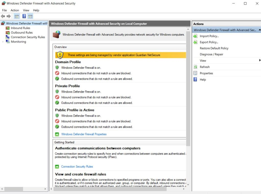 firewall protection make download chrome browser slower