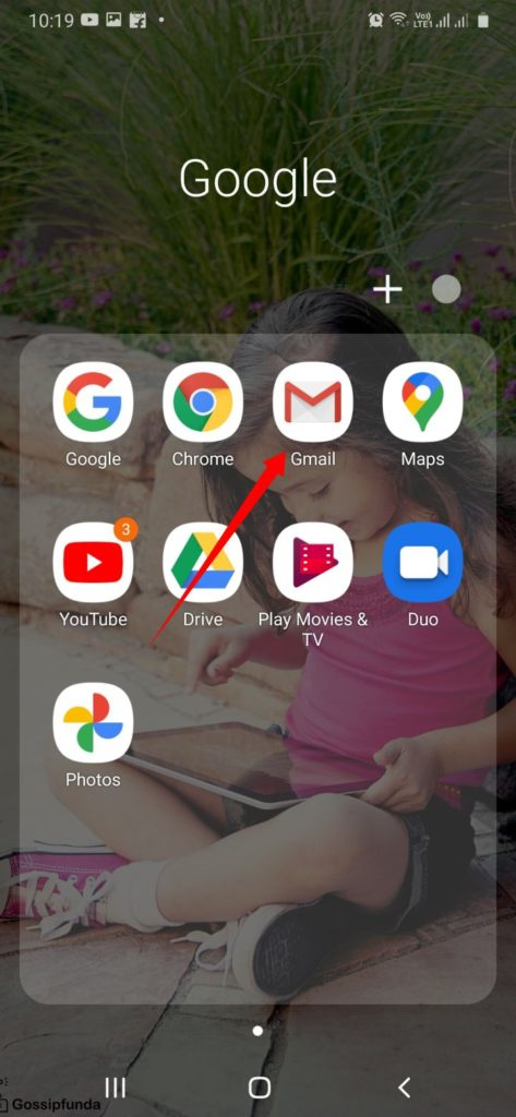 What does queued mean in Gmail?