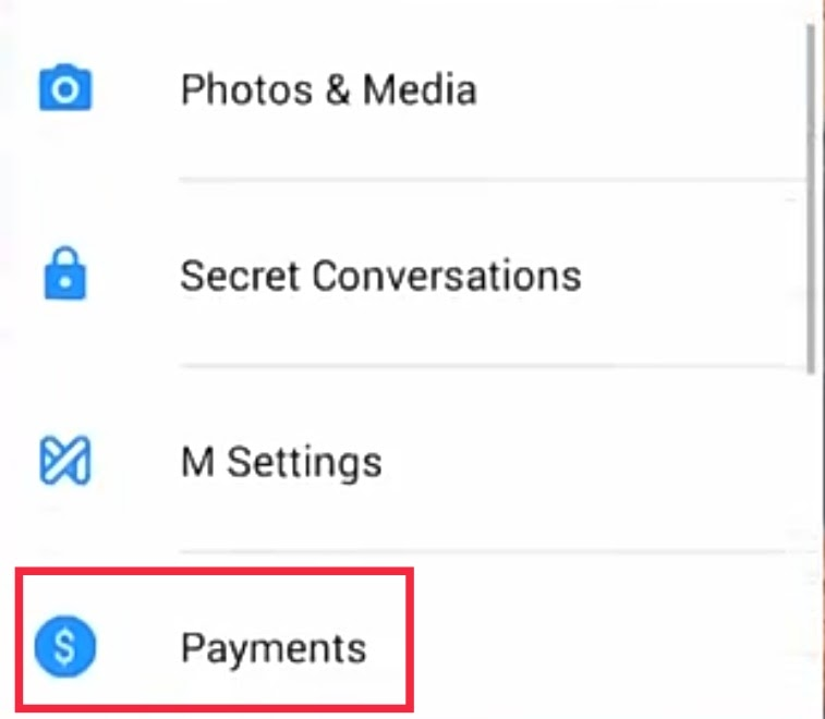 How to send money from Facebook