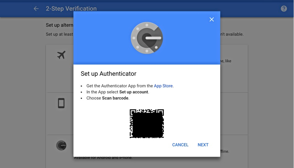 How does Google Authenticator work?