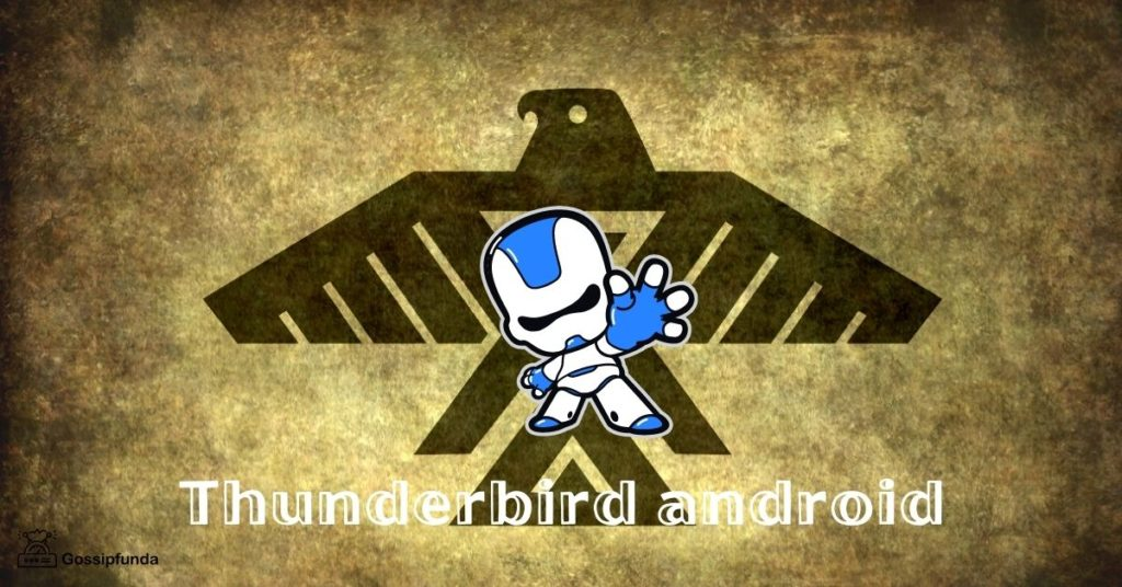 Thunderbird for android