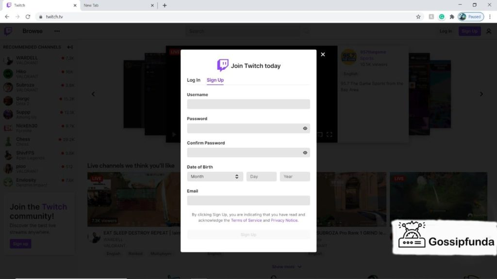 How to stream on Twitch: PC   PS4   Xbox   Mobile