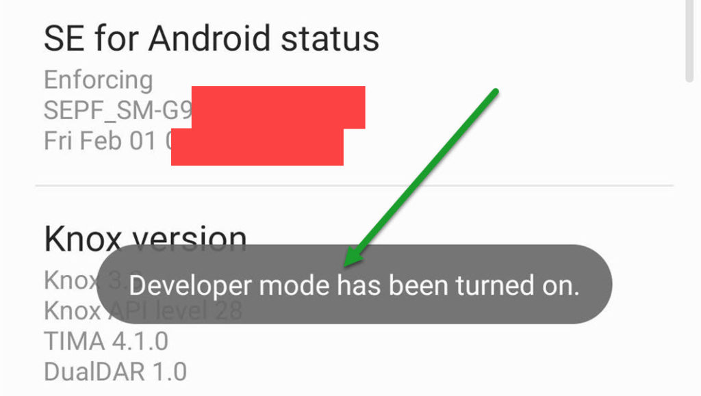 Developer Options is enabled to Fix Low Volume Issues when using AirPods on Android