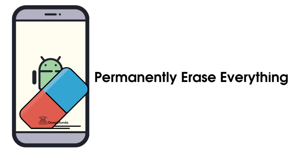 How to Permanently Erase Everything on Android