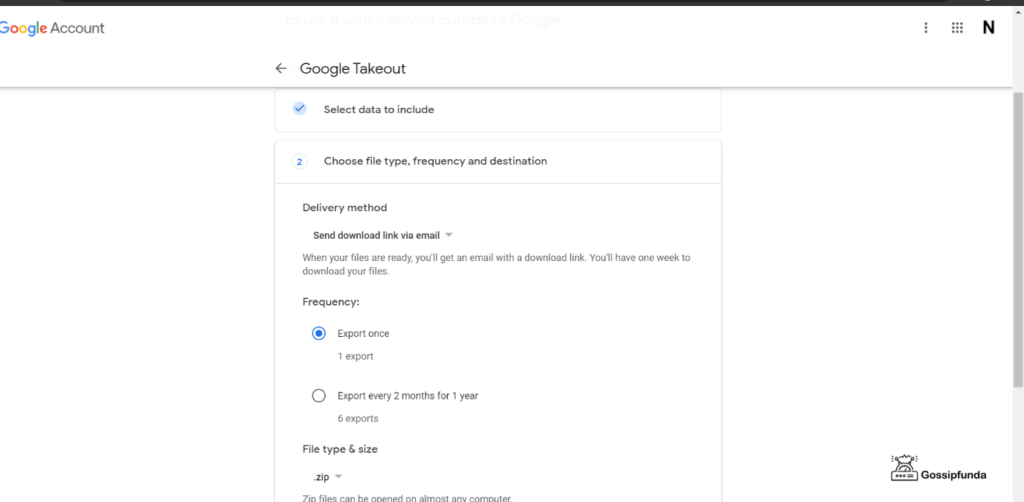 export google notes from android