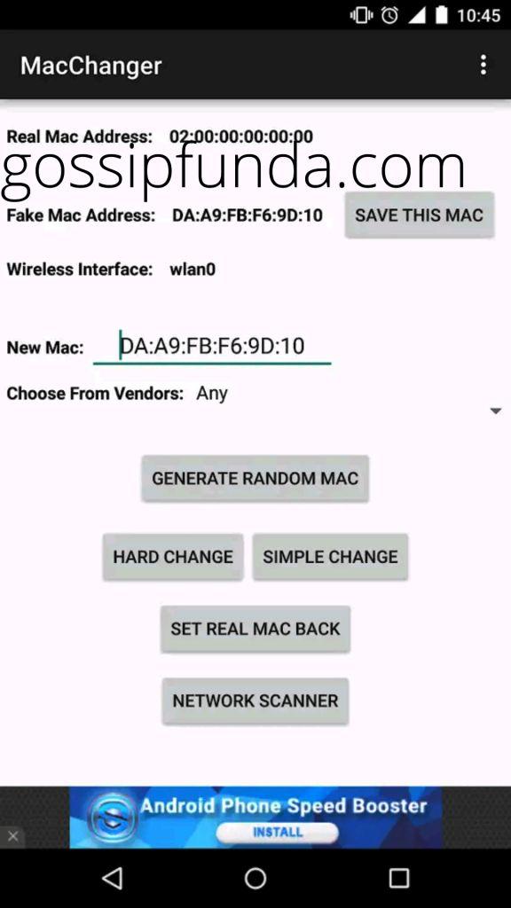 free Mac alteration application