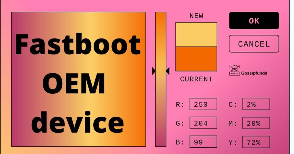Fastboot OEM device-info
