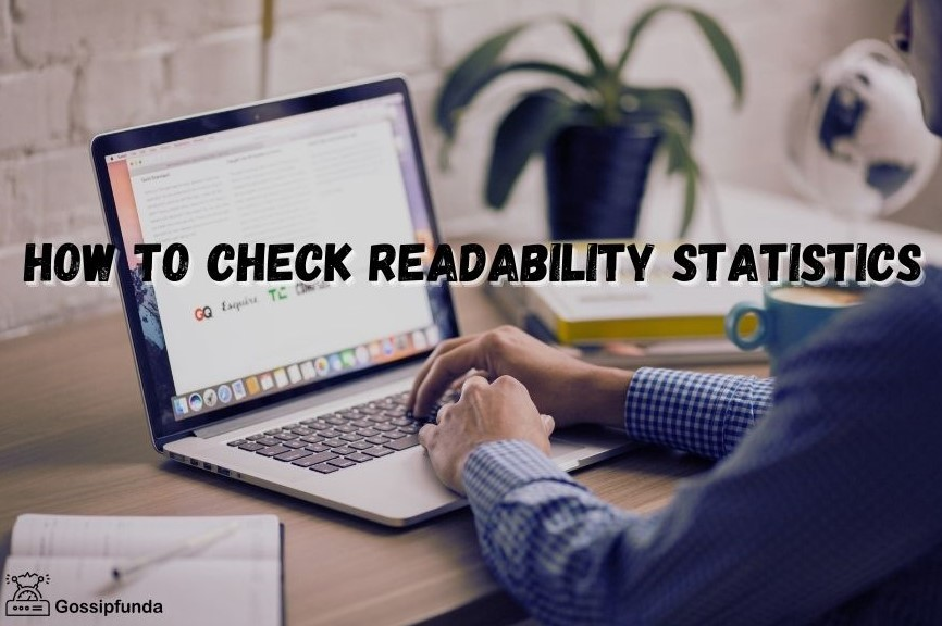 how to check readability score