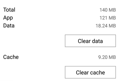 Deleting Snapchat Data and Cache