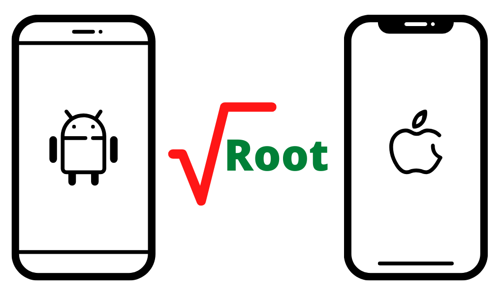 root android or iPhone