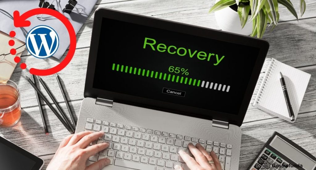 How to Recover Deleted WordPress Blog Post on Windows