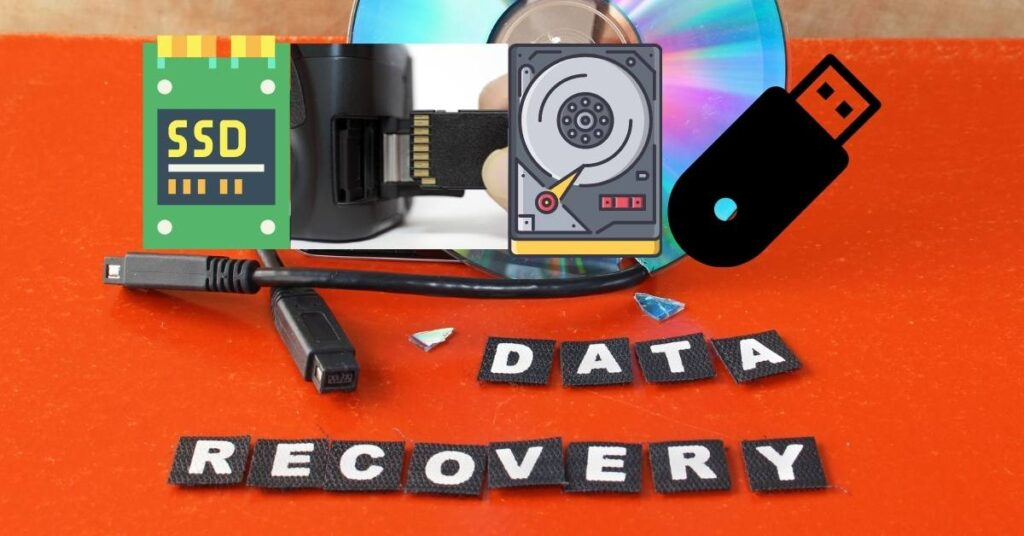 Recover Lost or Deleted Files From Any Storage Media