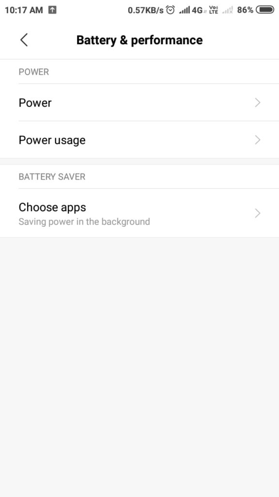 What can you do if imslogger+ takes too much battery?