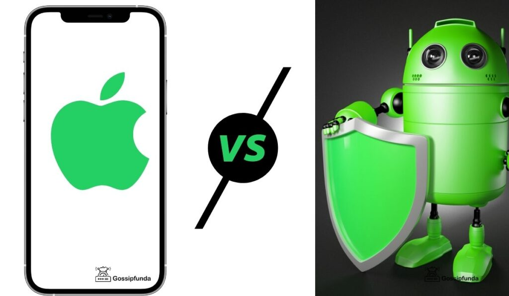 Android vs iPhone Security